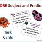 This file is a quick and simple activity to review simple and complete subjects and predicates.