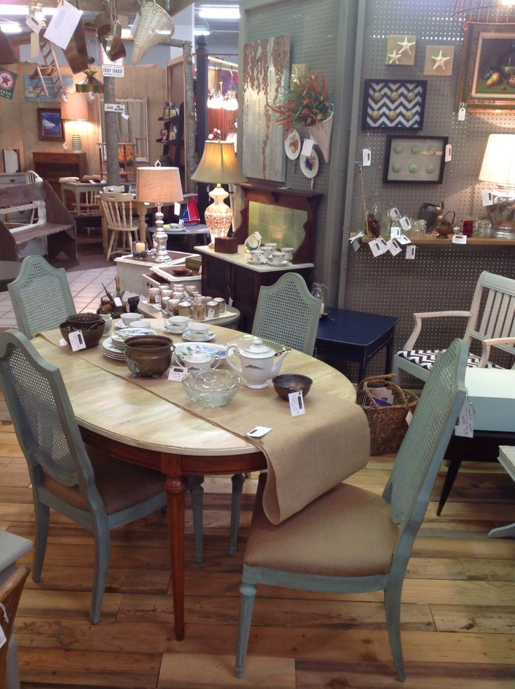 Wonderful Cane Dining Chairs With Distressed Top Table