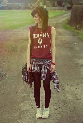 #grunge #hipster #girl