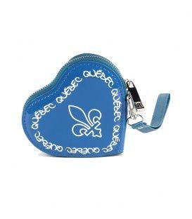 Royal Quebec Heart Coin Purse