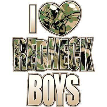 I Love Redneck Boys by Mychristianshirts on Etsy