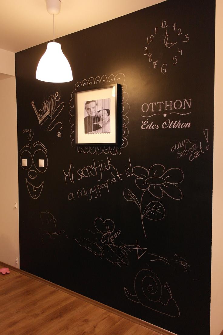 Chalkboard projekt