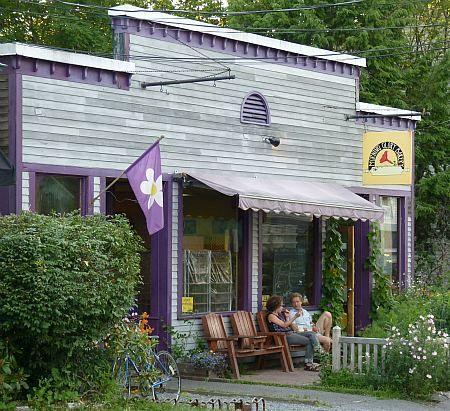 Morning Glory Cafe Bar Harbor