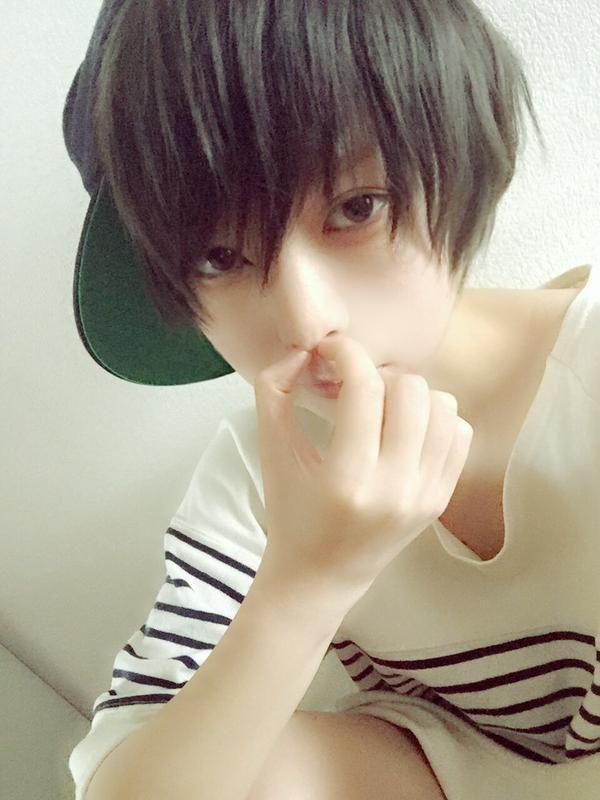 男装女子の男装メイク・髪型のナチュラルな仕方・やり方【コスプレ ...