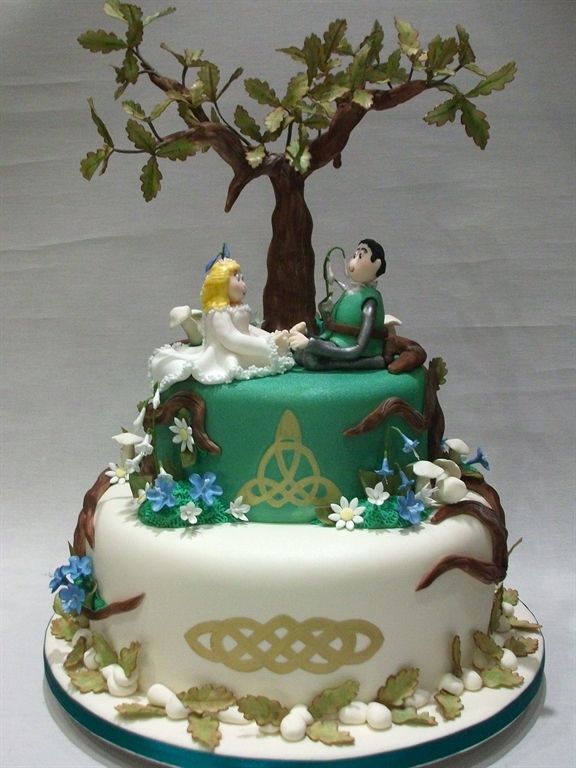 irish wedding cakes pictures 119 best images about celtic wedding cakes i 16485