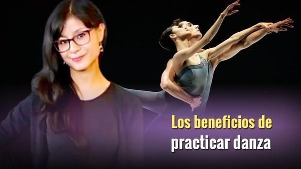 Los beneficios de practicar danza