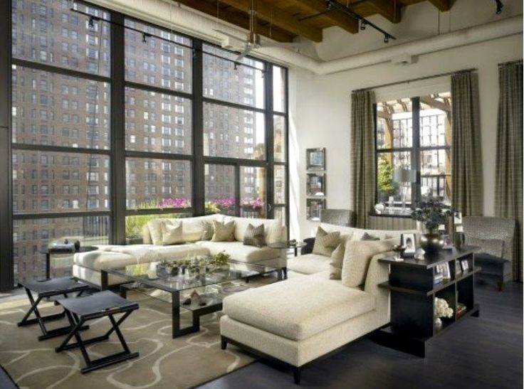 Stunning Eklektische Wohnung Loft Charakter Gallery - Home Design ...