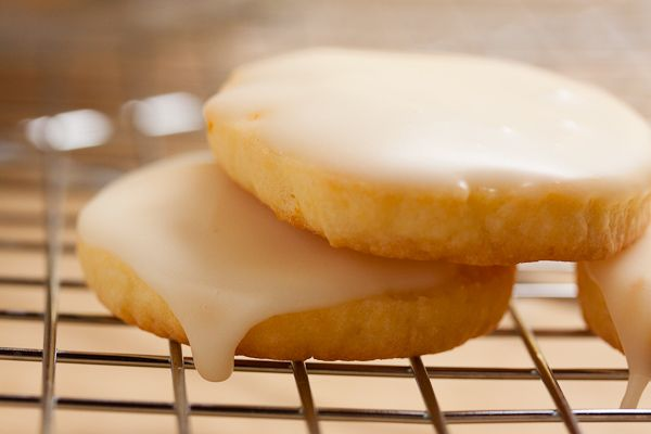Soft, crumbly lemon & orange cookies with a sweet orange glaze. These are a sophisticated little cookie, but still a big crowd-pleaser.
