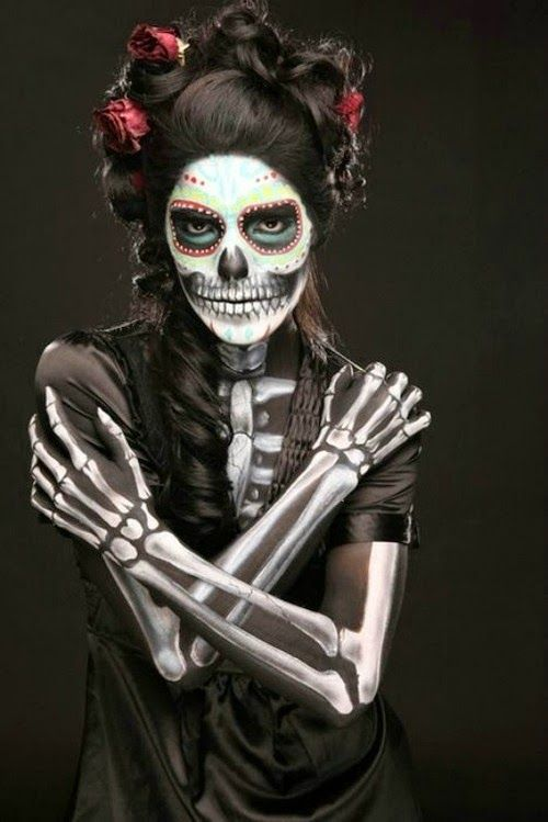 53 best Day of the dead images on Pinterest | Sugar skulls ...