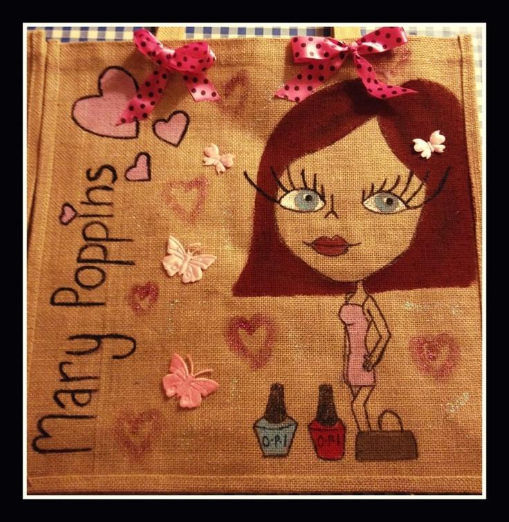 Lovely Jute Bag