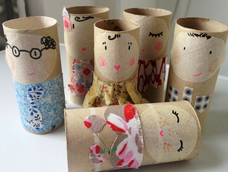 We are family x  What a cute craft!  We'd love to try to make some babywearing ones too! ;)
