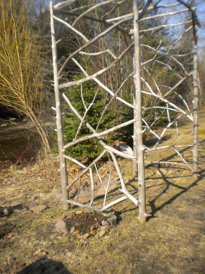 359 Best Crafts Things To Make Out Of Tree Branches