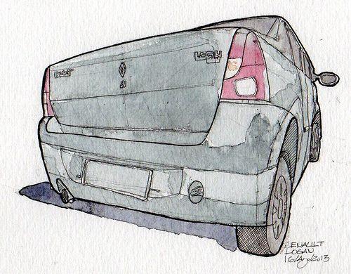 Flávio M // Renault Logan