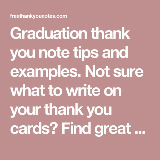 Best Thank You Note Advice Images On    Days
