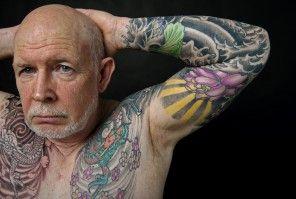 Grandparents and retirees get tattoos, fulfilling lifelong dreams and raising eyebrows - The Washington Post