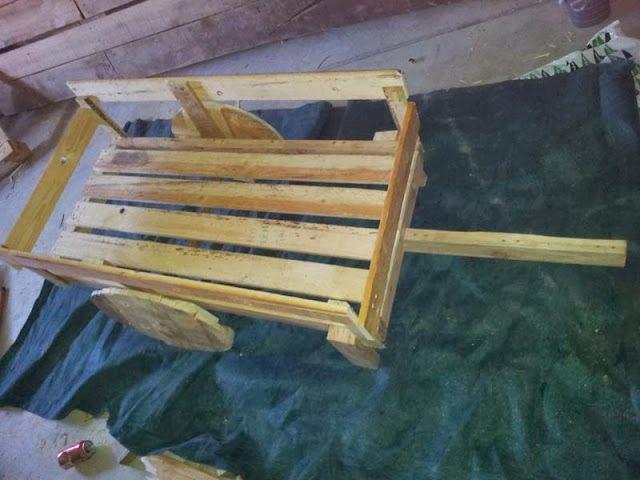 Carretas de madera para jardin buscar con google sam for Carreta de madera para jardin