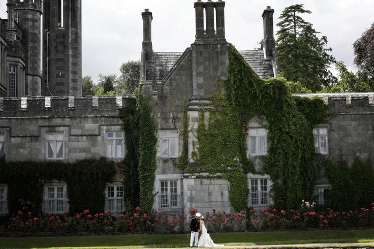 Sealing Their Love At Adare Manor - West Coast Weddings Ireland