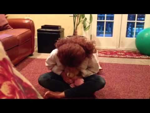 "▶ Retained Moro Reflex ""Starfish"" integration exercise-Modifi - YouTube"