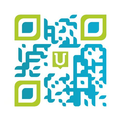 Custom QR Code Generator - some free options, and you can include library's logo in the center of the code!!