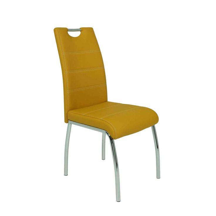 Die besten 25+ gelbe Essstuhl Ideen auf Pinterest Küchenstühle - esszimmer mobel vertraute atmosphare stuhle