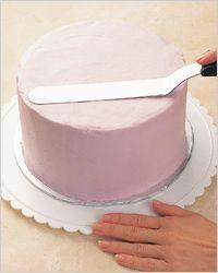 Глазурь для торта