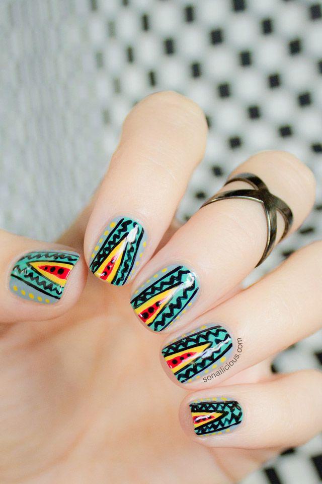 855 best Nail Art images on Pinterest   Nail design, Nail scissors ...
