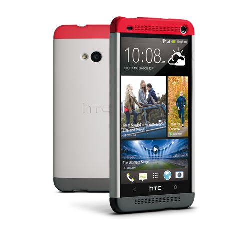"""HTC """"Double Dip"""" Case- Manufacturers choice of case....really, why???"""