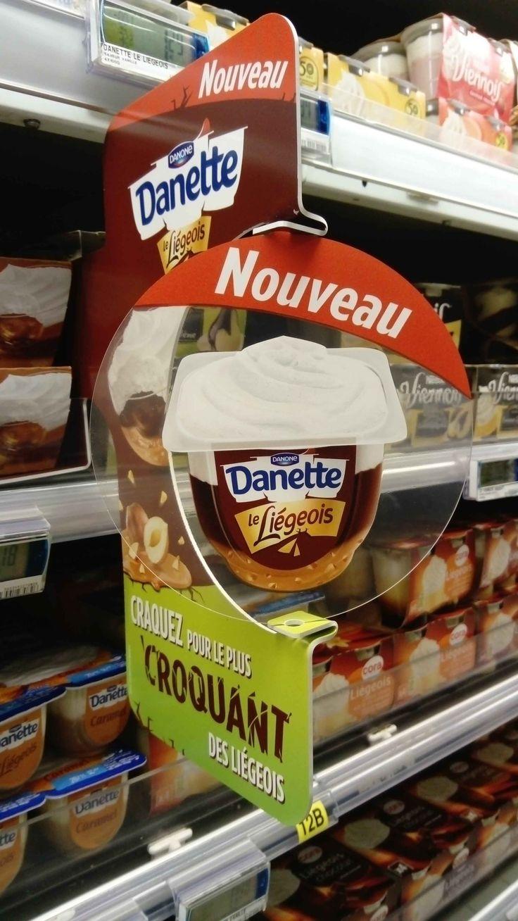 #Danette #jouedelinéaire #Cora 41-France-2017