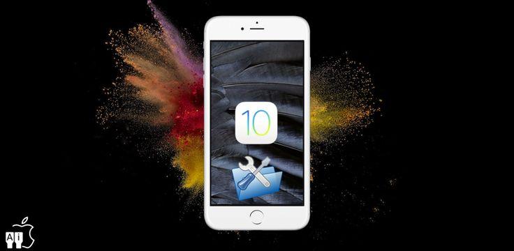 Cómo instalar iOS 10 beta 1 en mi iPhone, iPod Touch o iPad - http://www.actualidadiphone.com/instalar-ios-10-beta/