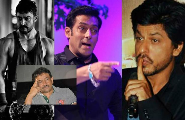 Ram Gopal Varma abuses Salman and Shahrukh after watching Dangal, read on!