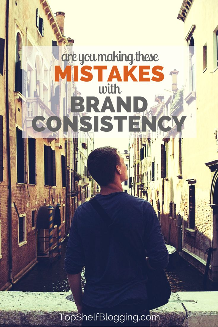 Are you screwing up your brand consistency across social media channels? Or are you killing it with expanding your blog to other channels?