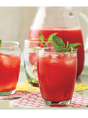 watermelon drinks non alcoholic
