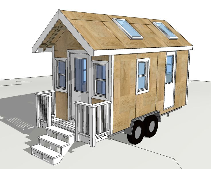 18 calpella 1 diy trailer pinterest tiny house plans for 18 and tiny com