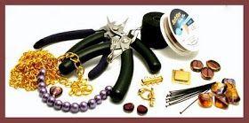 Manekis pärlblogg: Nybörjare: Att börja pärla och tillverka smycken