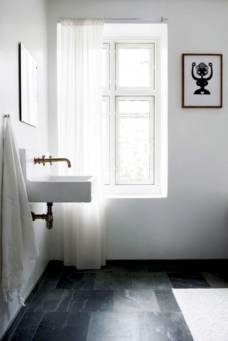 Cool 68 Awesome Scandinavian Bathroom Ideas https://bellezaroom.com/2017/12/20/68-awesome-scandinavian-bathroom-ideas/