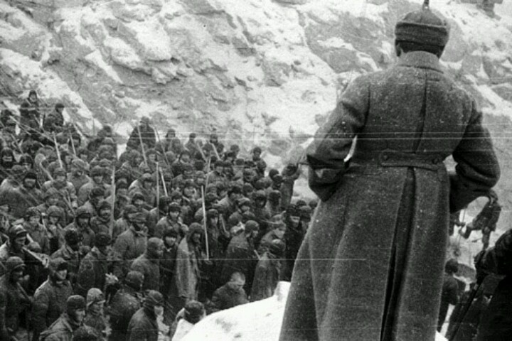 Gulag were Soviet forced labour camps. Most inmates were political prisoners and at least half of them were imprisoned without trial.