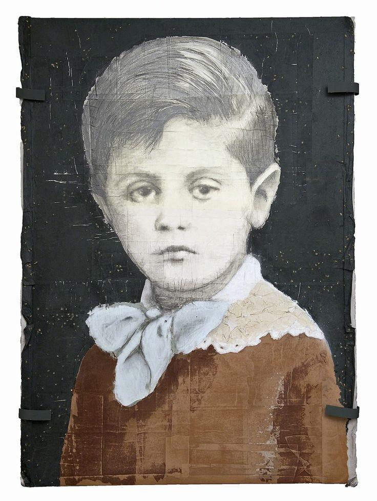Louis Boudreault, Marcel Proust , 2012, Han Art