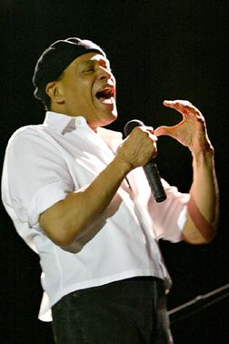 "Al Jarreau, the greatest vocalist of all time - ""Once you discover that you can, you must"""