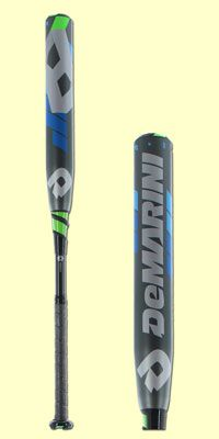 BRAND NEW: 2016 DeMarini CF8 Fastpitch Softball Bat: DXCFP. Extreme performance with a balanced swing weight and -10 drop. Check it out now at JustBats.com!