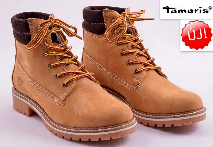 Klasszikus női Tamaris bakancs, ami mindig divat marad :)  http://valentinacipo.hu/tamaris/noi/egyeb/bokacipo/146095041  #tamaris #tamaris_bakancs #tamaris_webshop