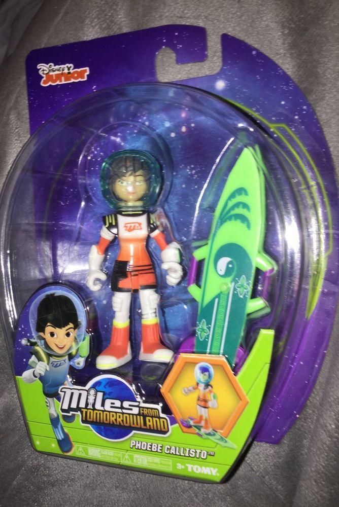 Disney Junior Miles From Tomorrowland Phoebe Callisto Action- & Spielfiguren
