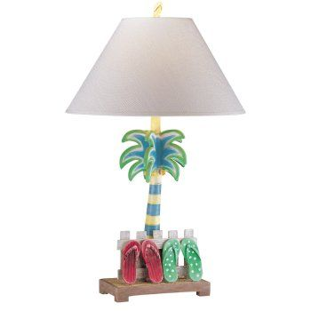 15 best lamps images on pinterest buffet lamps table lamps and fun cool and casual beach lamps for your home decor add a splash of color to your decor with one of these unique beach lamps aloadofball Choice Image