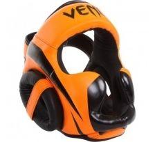 Venum Challenger 2.0 Headgear-Neo orange/Black