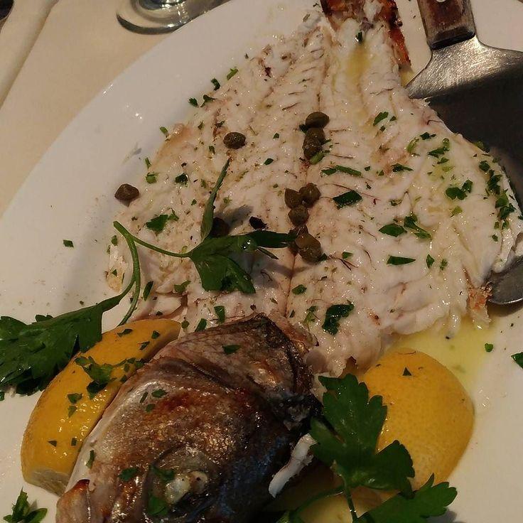 #fish #foodporn #food #Greek #restaurant June 06 2017 at 10:39PM
