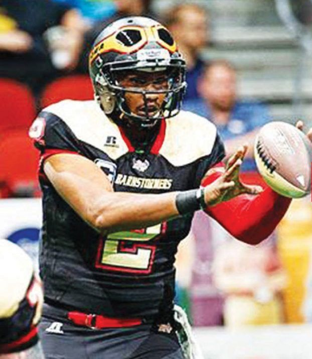 Former Livingstone quarterback leads team to title