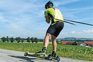 Classic & Skate Style Roller Skis, Which are Best for Beginners? | http://www.hixmagazine.com/best-classic-and-skate-style-roller-skis/