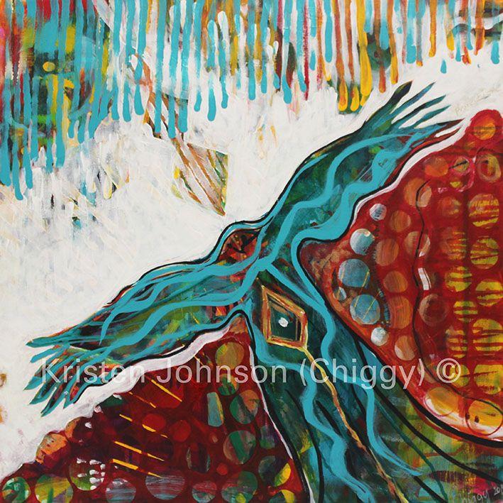 Spirit Eagle chiggy.com.au