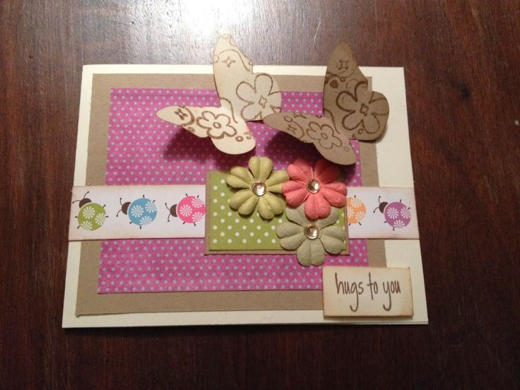 Amiche di Scrap: sfida Card #4 - Chicca