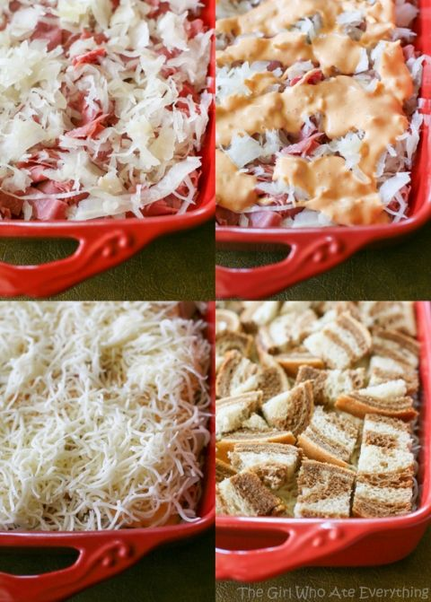 Reuben Casserole | The Girl Who Ate Everything