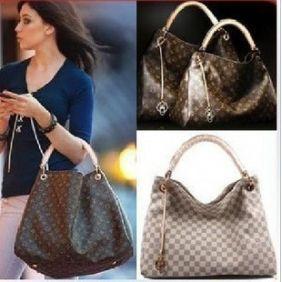 Louis Vuitton Lv Womens Artsy HandBag M40249